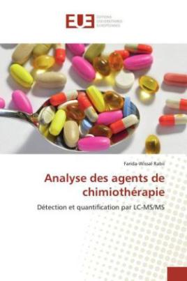 Analyse des agents de chimiothérapie