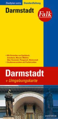 Falk Plan Darmstadt