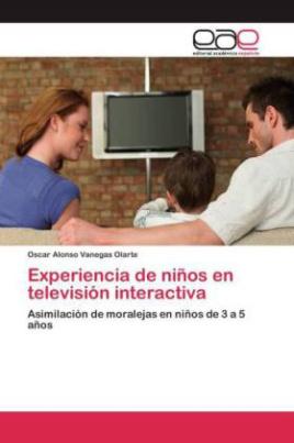Experiencia de niños en televisión interactiva