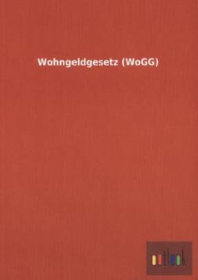Wohngeldgesetz (WoGG)