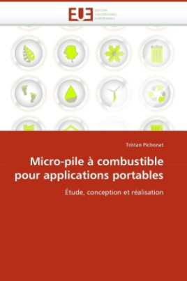 Micro-pile à combustible pour applications portables