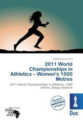2011 World Championships in Athletics - Women's 1500 Metres