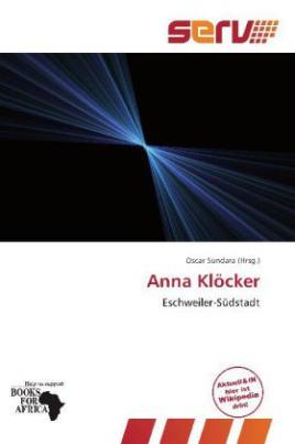 Anna Klöcker