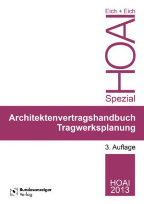 Ingenieurvertragshandbuch Tragwerksplanung, m. CD-ROM