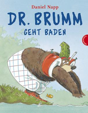 Dr. Brumm geht baden, große Ausgabe