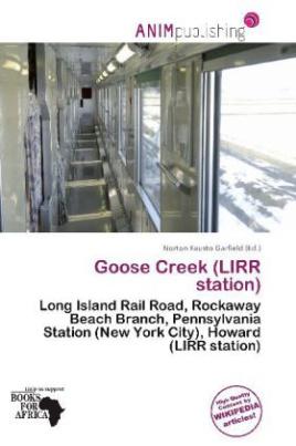 Goose Creek (LIRR station)