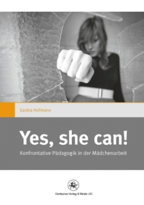 """""""Yes she can!"""""""