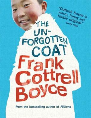 The Unforgotten Coat. Der unvergessene Mantel, englische Ausgabe