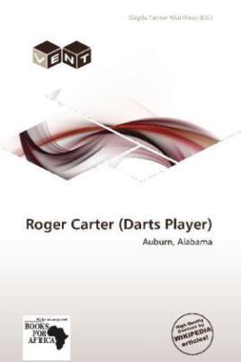 Roger Carter (Darts Player)