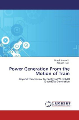 Power Generation From the Motion of Train