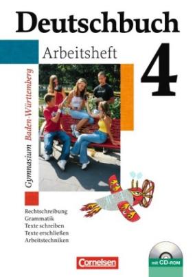 8. Schuljahr, Arbeitsheft m. CD-ROM