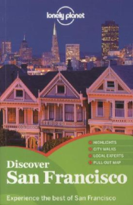 Lonely Planet Discover San Francisco