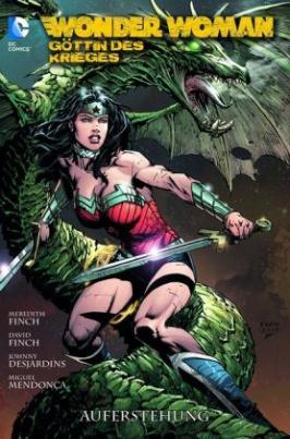 Wonder Woman - Göttin des Krieges. Bd.3