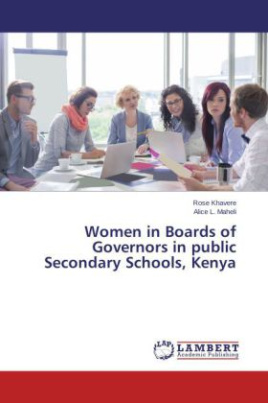 Women in Boards of Governors in public Secondary Schools, Kenya