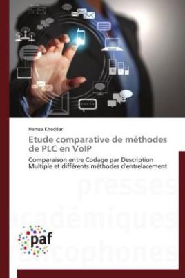 Etude comparative de méthodes de PLC en VoIP