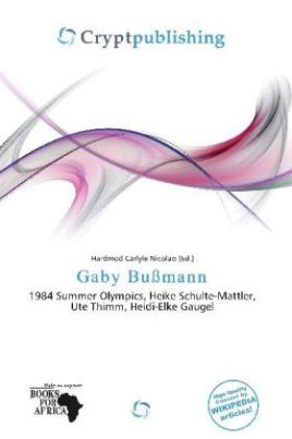 Gaby Bußmann