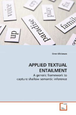 APPLIED TEXTUAL ENTAILMENT