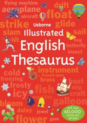 Usborne Illustrated English Thesaurus