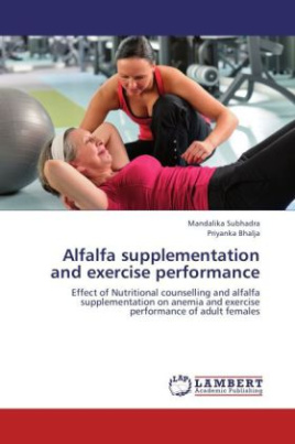 Alfalfa supplementation and exercise performance
