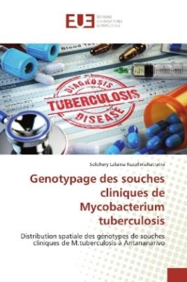 Genotypage des souches cliniques de Mycobacterium tuberculosis