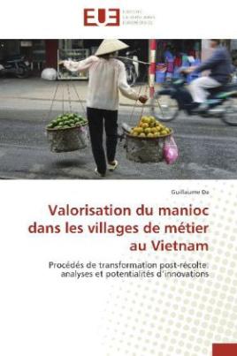 Valorisation du manioc dans les villages de métier au Vietnam