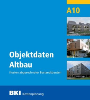 BKI Objektdaten Altbau A10