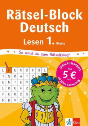 Klett Rätsel-Block Deutsch