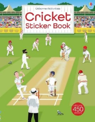 Cricket Sticker Book