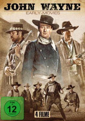 John Wayne: Die frühen Filme - Early-Movies