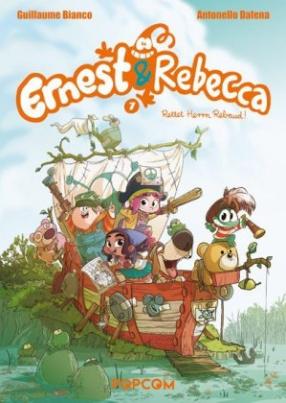 Ernest & Rebecca. Bd.7