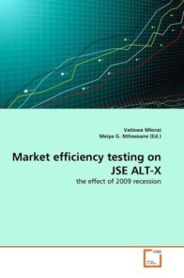 Market efficiency testing on JSE ALT-X