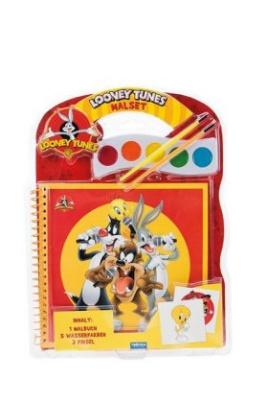 Looney Tunes, Malset mit Farbpalette