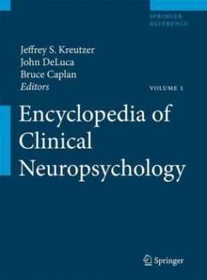 Encyclopedia of Clinical Neuropsychology. Vol.2