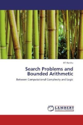 Search Problems and Bounded Arithmetic