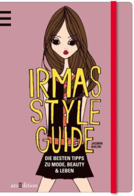 Irmas Style Guide