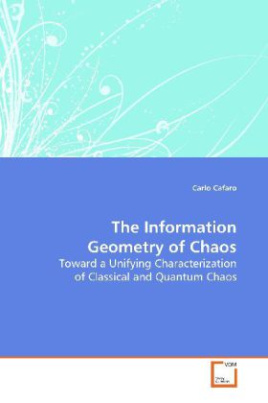 The Information Geometry of Chaos