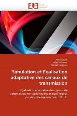 Simulation et Egalisation adaptative des canaux de transmission