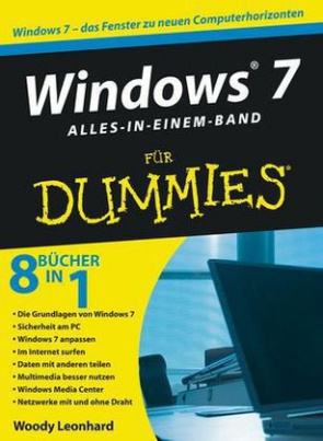 Windows 7 für Dummies, Alles-in-einem-Band