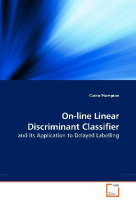 On-line Linear Discriminant Classifier