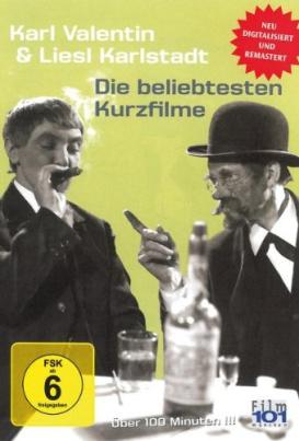 Karl Valentin & Liesl Karlstadt - Die beliebtesten Kurzfilme