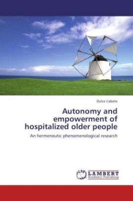 Autonomy and empowerment of hospitalized older people