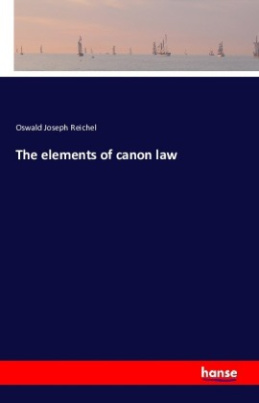The elements of canon law