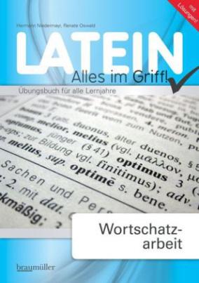 Latein - Alles im Griff, Wortschatzarbeit