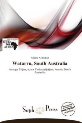 Watarru, South Australia