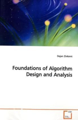 Foundations of Algorithm Design and Analysis