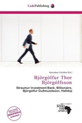 Björgólfur Thor Björgólfsson