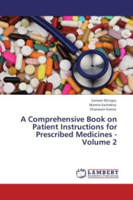 A Comprehensive Book on Patient Instructions for Prescribed Medicines - Volume 2