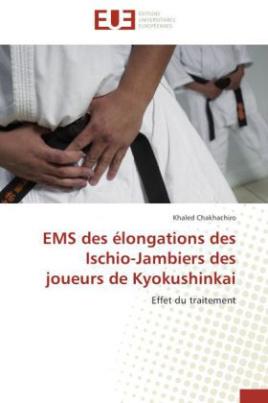 EMS des élongations des Ischio-Jambiers des joueurs de Kyokushinkai
