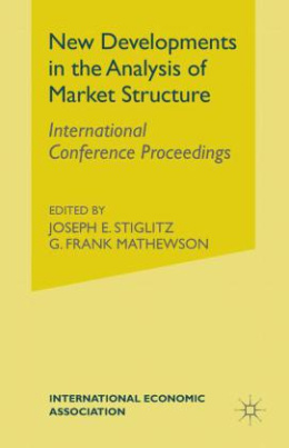 New Developments in Analysis of Market Structure