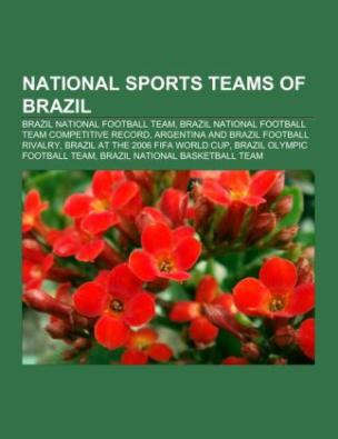 National sports teams of Brazil